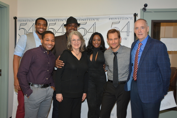Gilbert L. Bailey, II, Antoine L. Smith, J. Bernard Calloway, Cass Morgan, Felicia Boswell, Chad Kimball and John Jellison