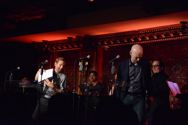 Photo Coverage: Chad Kimball, Cass Morgan & More Reunite for 54 SINGS MEMPHIS!