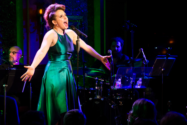 Photos: Jessica Vosk, Kara Lindsay, and Alexandra Silber Head to 54 Below For BEING GREEN