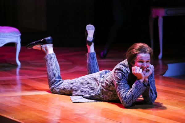 JOEY COLLINS as Tartuffe