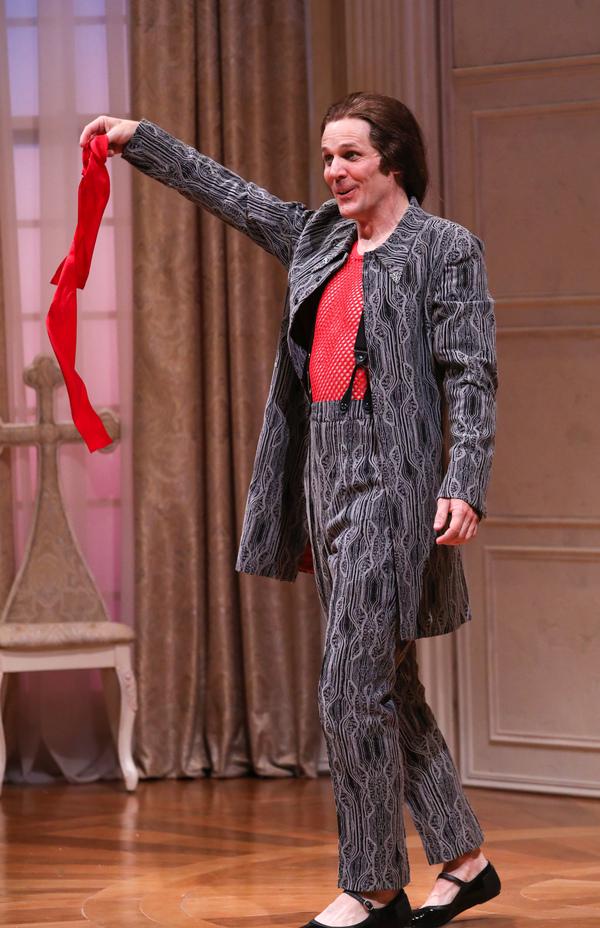 JOEY COLLINS as Tartuffe Photo