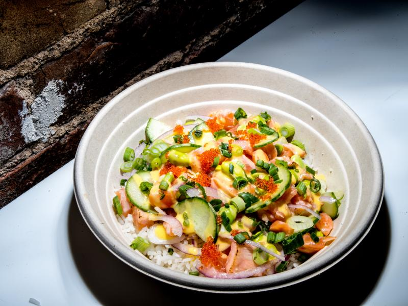 BWW Review: POKE JUNKE Wows Guests in Midtown