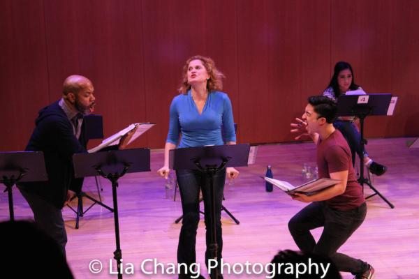 Darius de Haas, Christiane Noll and Devin Ilaw Photo