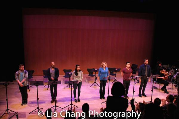 F. Michael Haynie, Darius de Haas, Krystina Alabado, Christiane Noll, Devin Ilaw and Colin Hanlon