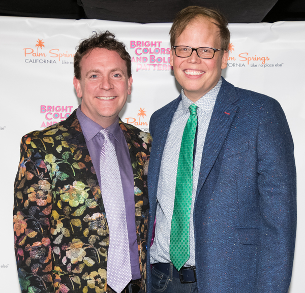 Drew Droege and Jeff Hiller Photo
