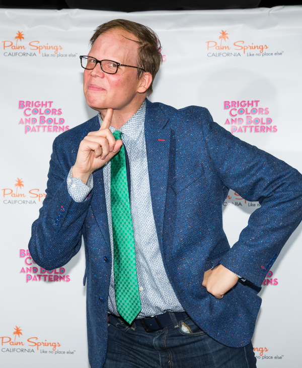 Photo Flash: BRIGHT COLORS AND BOLD PATTERNS Celebrates Opening Night