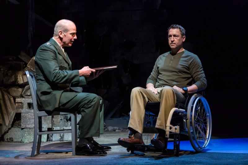 BWW Review:  AMERICAN HERO at GSP-Drama at its Finest