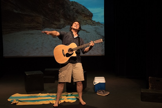 BWW Review: THE BRICK: A ONE MAN MUSICAL Metamorphosis