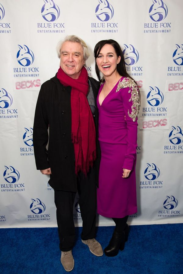 David Byrne, Lena Hall