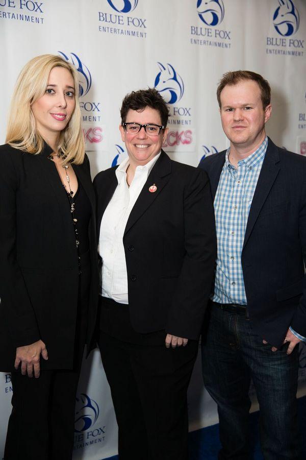 Elizabeth Rohrbaugh, Becky Drysdale, Daniel Powell