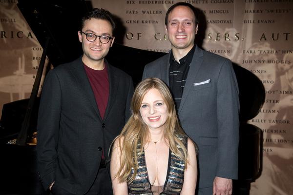 Alan Schmuckler, Amanda Yesnowitz, Christian Duhamel Photo