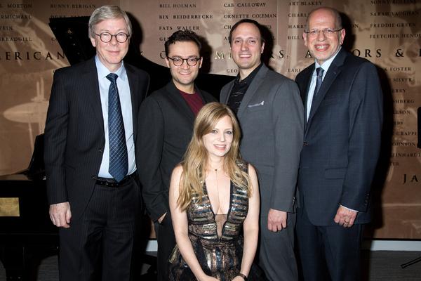 Patrick Cook, Alan Schmuckler, Amanda Yesnowitz, Christian Duhamel, Seth Saltzman Photo