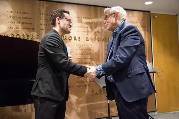 Photo Coverage: Alan Schmuckler, Amanda Yesnowitz, and Christian Duhamel Awarded 2018 Kleban Prize