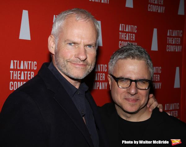 Martin McDonagh and Neil Pepe  Photo
