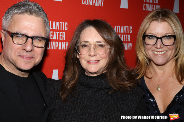 Neil Pepe, Talia Balsam and Mary McCann
