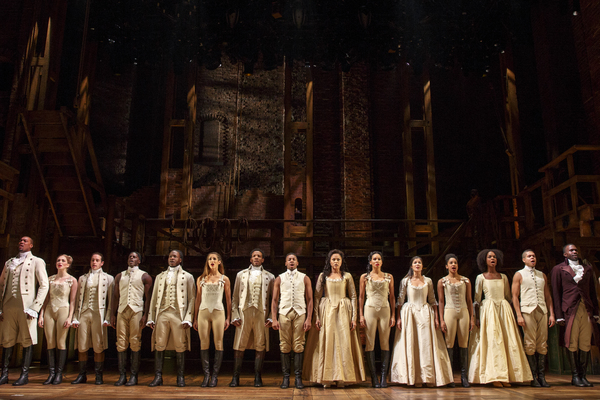 HAMILTON to Anchor 2018 – 2019 Broadway in San Antonio Season - Twenty-Nine Tony Awards, One Impressive New Season!