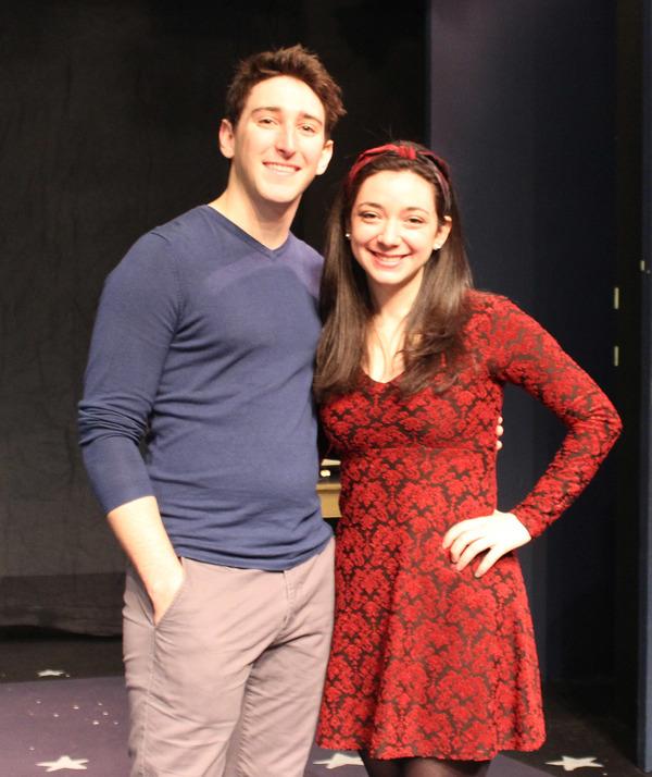 Ben Fankhauser, Julie Benko Photo