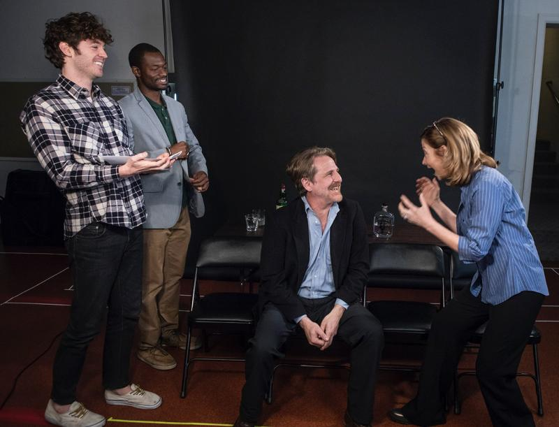 THE CITY OF CONVERSATION at Ensemble Theatre Company