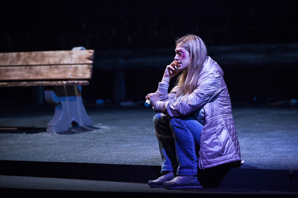 Photo Flash: Marin Ireland Leads the Cast of IRONBOUND at the Geffen Playhouse