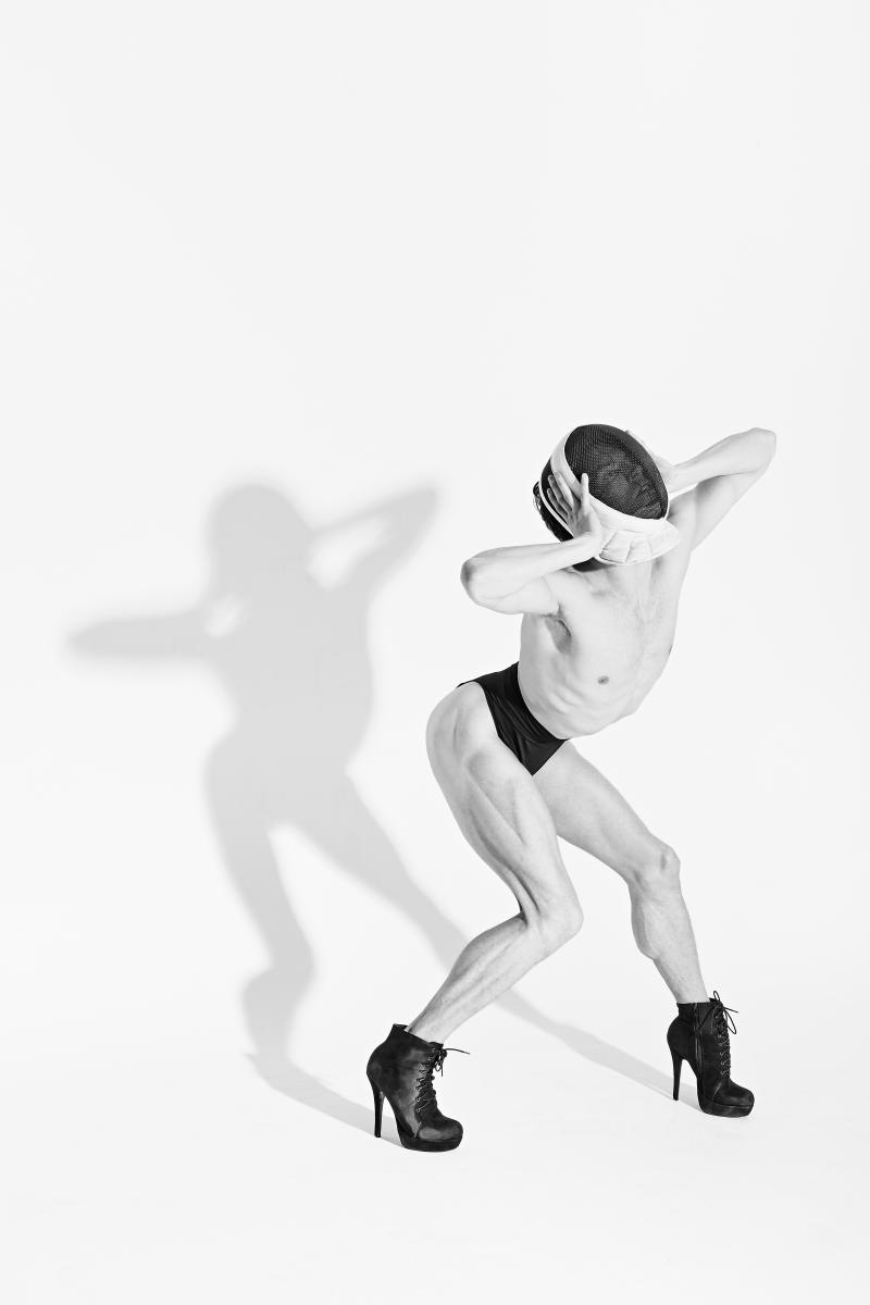 BWW Feature: JAMES WHITESIDE - Faggotry in Motion