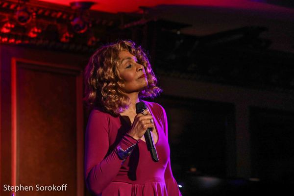 BWW Feature: Vivian Reed Combines Lena Horne's Class And Feistiness With Her Own In Her Feinstein's/54 Below Tribute Show