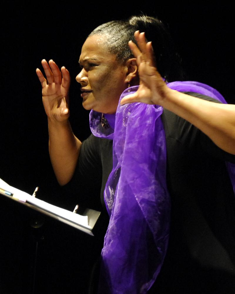 Women's Voices Take Front And Center At Irvington Town Hall Theater
