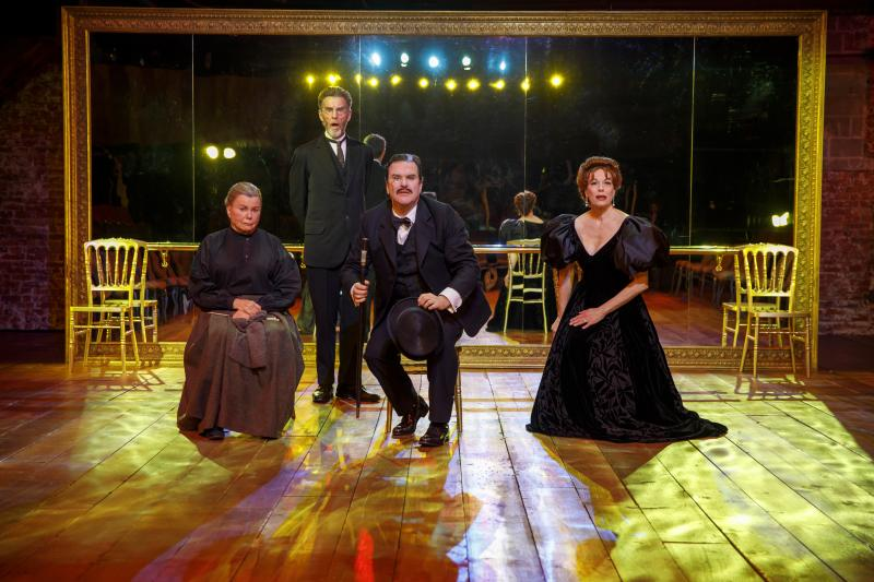 BWW Review:  #NijinskyToo Would Be The Hashtag For Terrence McNally's FIRE AND AIR