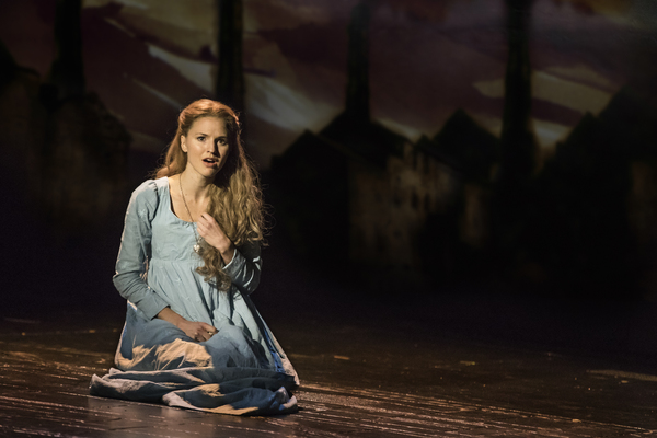 """�""""I Dreamed A Dream"""" - Melissa Mitchell as 'Fantine' in the n Photo"""