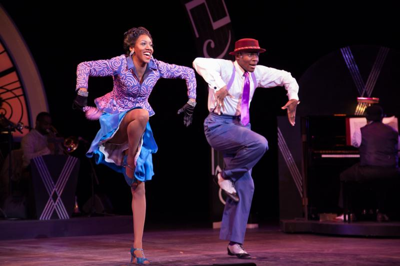 BWW Review: AINT MISBEHAVIN Presented by NJPAC and Crossroads on the Road-A Dazzling Musical Review