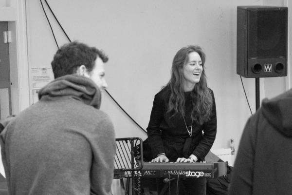 Composer Hannah Peel