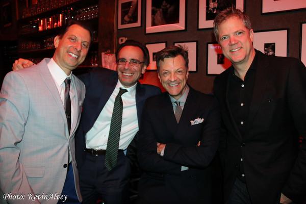 Daniel Glass, Jim Caruso, Tedd Firth, Steve Doyle