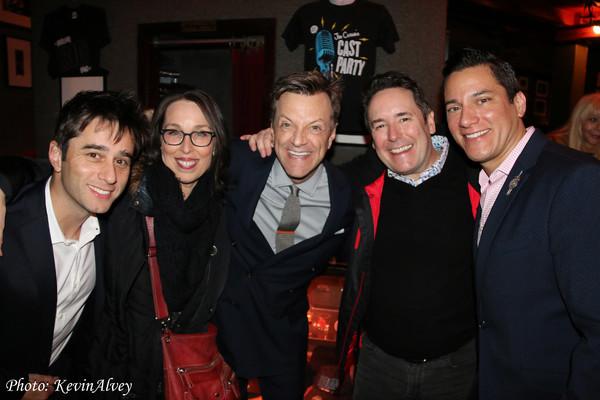 Matt Baker, Susie Mosher, Jim Caruso, Matt Lenz, Nicolas Rodriguez