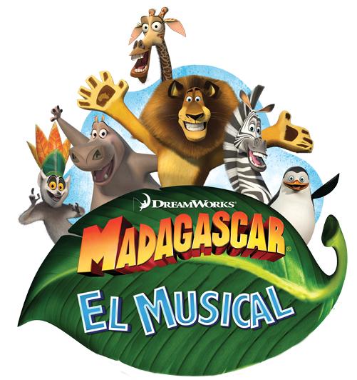 Hoy se estrena MADAGASCAR el musical