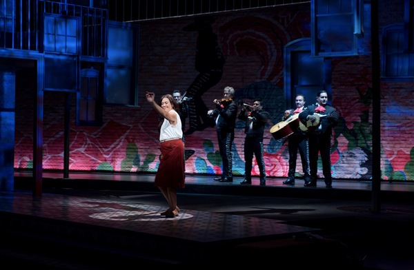 Photo Flash: AMERICAN MARIACHI at Denver Center for the Performing Arts
