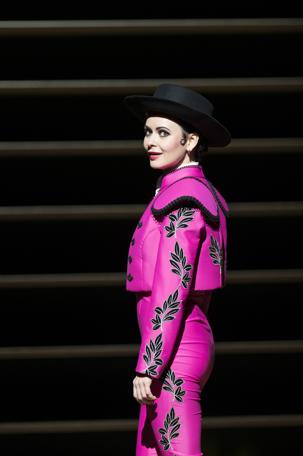 Photo Flash: The Royal Opera House Stages Classic CARMEN