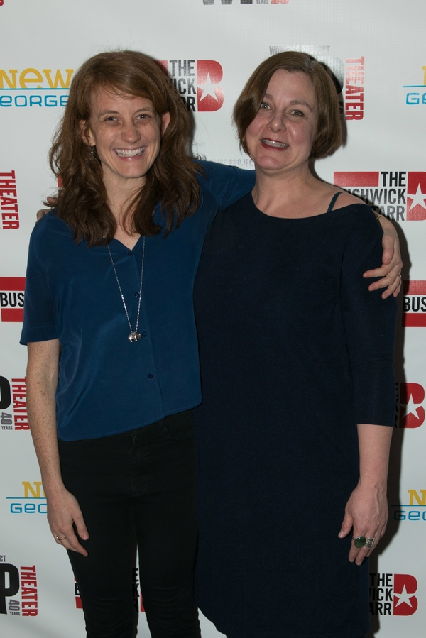 Director Lee Sunday Evans & Playwright Kate Benson Photo