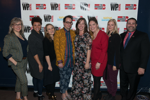 Photo Flash: [PORTO] Celebrates Opening Off-Broadway
