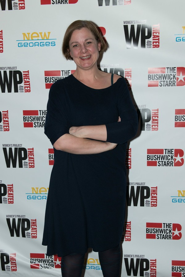 Playwright Kate Benson Photo