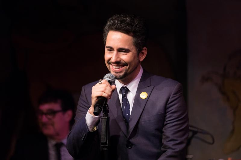BWW Interview: John Lloyd Young Gets Ready to Put His Heart Back on His Sleeve at the Cafe Carlyle