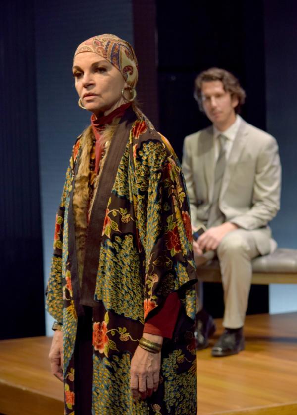Photo Flash: First Look at West Coast Premiere of Edward Albee's OCCUPANT Starring Martha Hackett