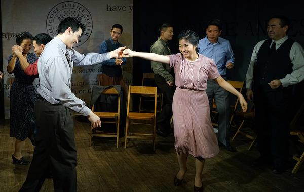 Karen Tsen Lee, Tony Vo, Chris Doi (front), Claro de los Reyes, David Huynh, Leanne C Photo