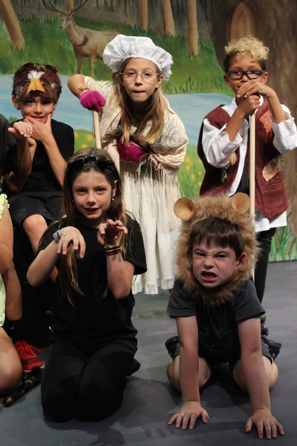 Photo Flash: Raven Theatre Announces TAKE FLIGHT SUMMER CAMP 2018 Programming