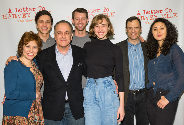 Photo Flash: Meet the Cast and Creatives of A LETTER TO HARVEY MILK