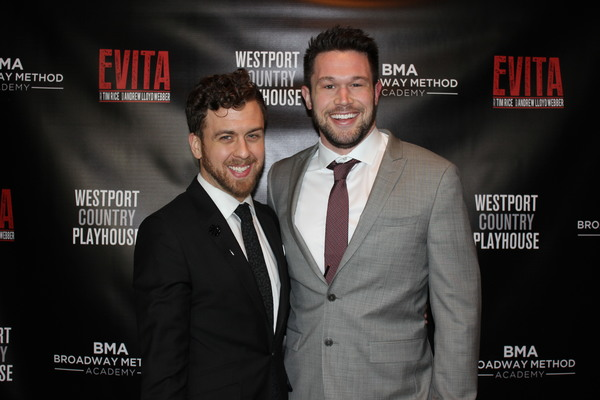 Ryan Howell and Weston Wetzel