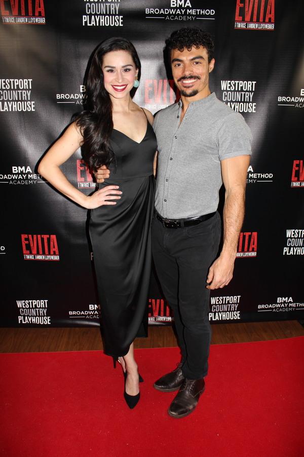Photo Flash: Broadway Method Academy's EVITA Opens at Westport Country Playhouse