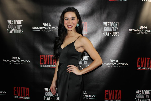 Photo Flash: Broadway Method Academy's EVITA Opens at Westport Country Playhouse