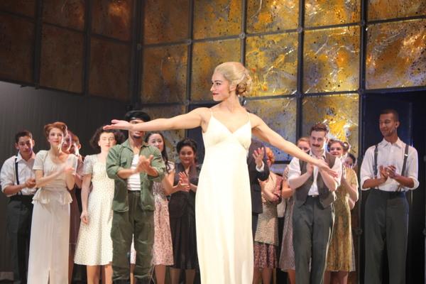 Photos: Broadway Method Academy's EVITA Opens at Westport Country Playhouse
