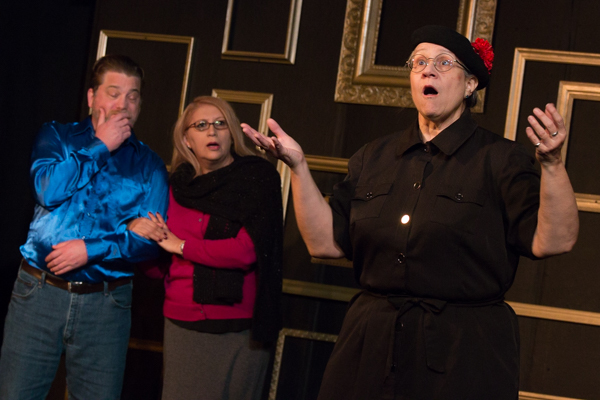 Photo Coverage: First look at Curtain Players' LETTICE AND LOVAGE