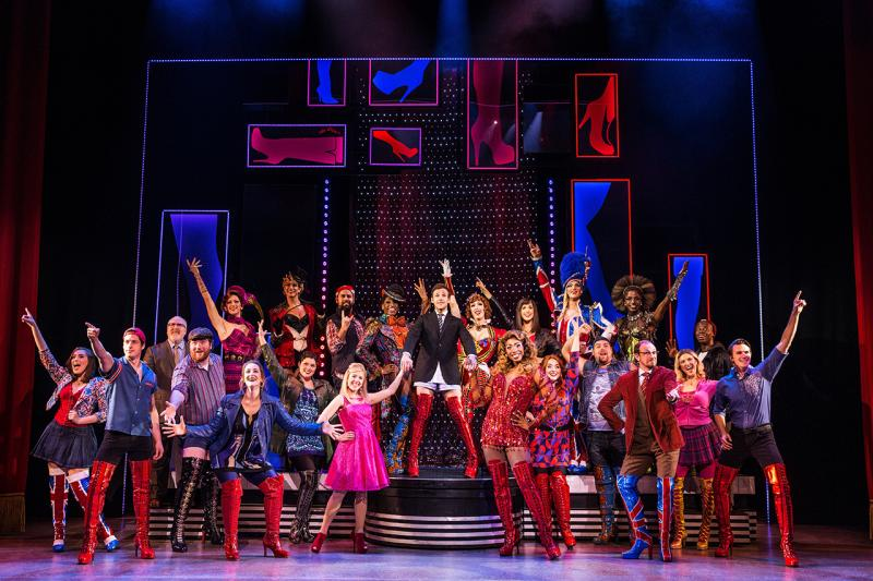 BWW Review: KINKY BOOTS Tour Struts Into Segerstrom Center for the Arts