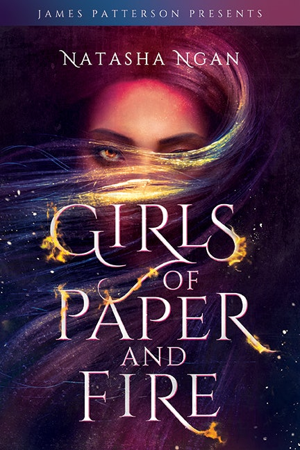 Most Beautiful Book Covers Ya : Bww cover reveal girls of paper and fire by natasha ngan